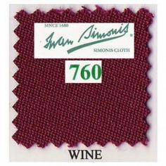 Kit tapis Simonis 760 7ft UK Wine - 140,00 €  #Jeux