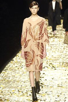 Dries Van Noten Fall 2006 Ready-to-Wear Fashion Show Collection