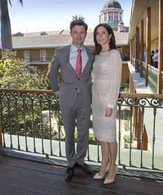 Frederik y Mary en visita oficial a Chile Marzo 10 al 15 2013 - Página 18
