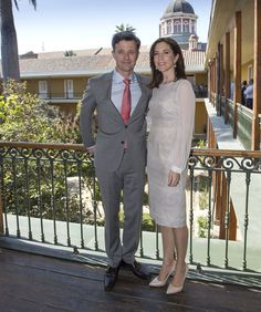 Danish royals in Chile: Princess Mary charms her way through trip. - Photo 1 | Celebrity news in hellomagazine.com