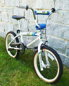 Cal-Facet decal set Scorpion BMX Old school bmx
