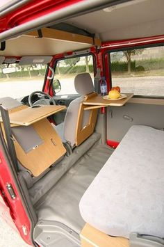 Cheap And Easy Ways To Organize Your RV Camper Van 40