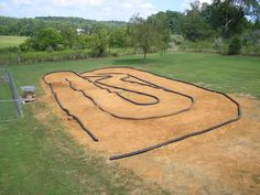 My Finished Bakcyard RC Track - R/C Tech Forums