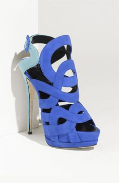 Giuseppe Zanotti Caged Sandal available at Nordstrom