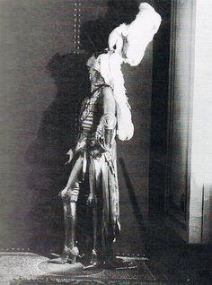 Marchesa Luisa Casati, dressed as Cesare Borgia - 1925