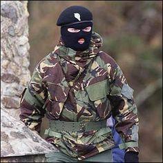 Irish Republican Army, 1969-2009 Ireland