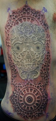 More dotwork for Jamie.  Tattooed by Dotwork Damian at Blue Dragon Tattoo Brighton.UK