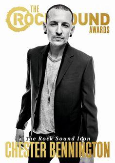 ChesterBe 'The Rock Sound Icon'