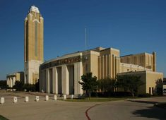 Will Rodgers Coliseum Auditorium and pioneer tower, Fort Worth, Texas