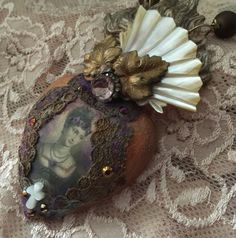I am so honored and excited to announce that I am one of six Design Ambassadors for Sandra Evertson's product line Relic's & Artifacts !! ...