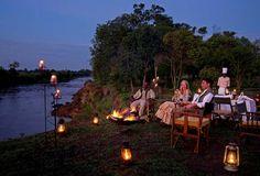 African safari accommodation in Kenya. image: Sanctuary retreats