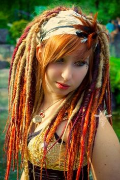 Merry's Synthetic Dreads: My fav dreads