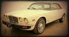 70's Jaguar XJ6 Coupe.