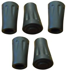 BAFX Productså¨ - Pack of 5 - Hiking Pole Replacement Tips - For BAFX Products Hiking Poles -- Continue to the product at the image link.