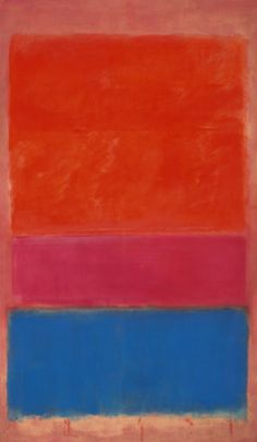 $75.1 million. No 1 (Royal Red and Blue) by Mark Rothko, 2012.