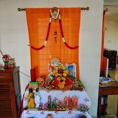 Golu at home