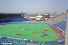 Old Exhibition Stadium in Toronto