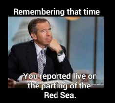Brian Williams apologizes, blames his ego for telling false tales - USA Today Brian Williams Brian Williams Memes, Tom Brokaw, Latest Jokes, Wayne's World, Having A Bad Day, Always And Forever, Fake News, Scandal, This Or That Questions