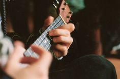 ukulele.