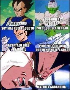 Justo en el orgullo Dbz, Goku, Epic Gif, Best Memes, Funny Memes, Be Like Meme, Dragon Ball Z, Pikachu, Geek Stuff
