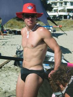Speedo Musings