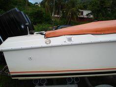 24 Ft Super Boat