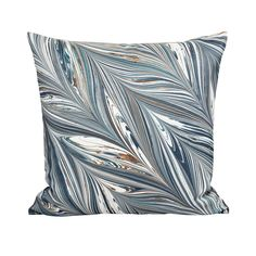 Serpentine Pillow in Starlight Night – Rule of Three