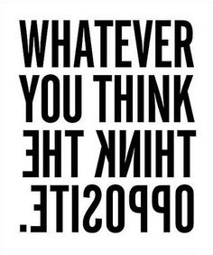 ~Thinking