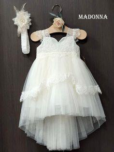 Girls Dresses, Flower Girl Dresses, Baby Dress, Collections, Blouses, Wedding Dresses, Fashion, Kids Fashion, Baptisms