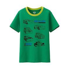 BOYS PIXAR Short Sleeve Graphic T-Shirt