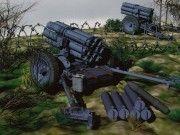 WWII Nebelwerfer (Smoke Mortar) Free Paper Model Download