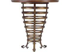 Stanley Furniture Arrondissement 40 Round Brasserie Pub Table