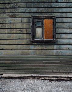 Old wooden house in Tallinn, Estonia