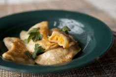 Macheesmo: Sweet Potato Pierogi