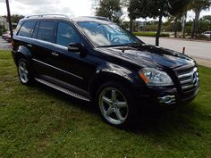 2008 Mercedes-Benz GL-Class GL550- For Sale & Buy