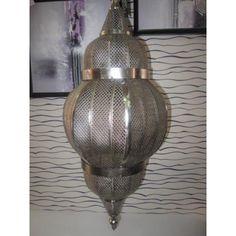 lámparas metal calado - Buscar con Google