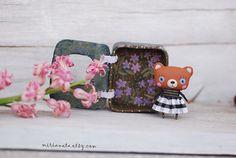 Mirianata - Teddy bear doll