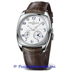 Vacheron Constantin Harmony Dual Time GMT 7810S/000G-B050