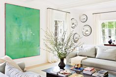 Lust Over This Modern Eclectic Home by Julie Hillman