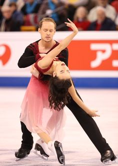 Madison CHOCK / Evan BATES (USA) Ice Dance Free Worlds 2016.