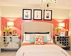 A Bedroom Fit for a Fashionista Professional Project