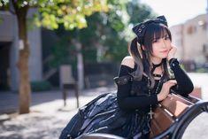 Beautiful Japanese Girl, Goth, Punk, Twitter, Style, Instagram, Fashion, Gothic, Swag