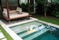 Bali style, swimming pools Brisbane, landscape design Brisbane