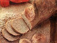 Receta básica de pan integral