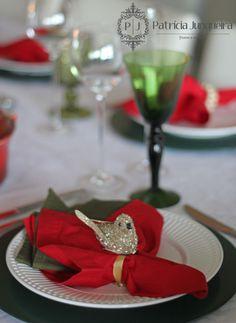 Mesa de Natal e Dia de Reis por Patricia Junqueira {Home & Receber} www.patriciajunqueira.com.br