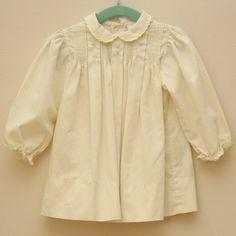 Lítil blóm, sirka 1960-1970, 1-2 ára