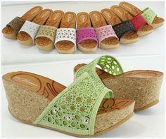 Brand New Women's Hot Fashion Flip Flops Sandals Platform Wedge Heels Shoes #Forever #PlatformsWedges #Casual