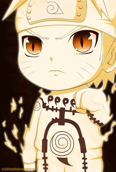 Cute Naruto chibi