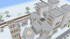 SUPER AWESOME & DOPE CASTLE/HOUSE DESIGN!!!