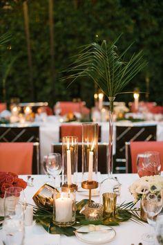 Table details // Parker, Palm Springs // COJ Events // Mi Belle Photography